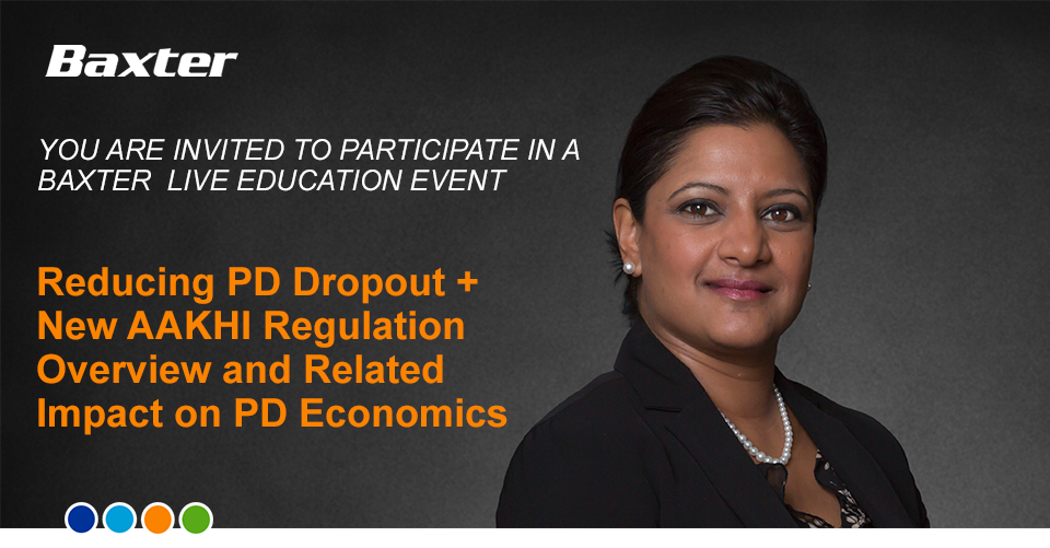Reducing PD Dropout + New AAKHI Regulation Overview and Related Impact on PD Economics