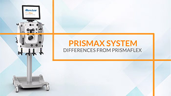 Overview of Differences vs PRISMAFLEX